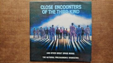 Close Encounters of the Third Kind  Stereo Vinyl LP Record (1978)